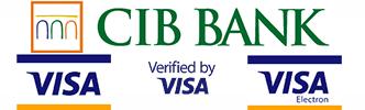 CIB használható fizetési módok