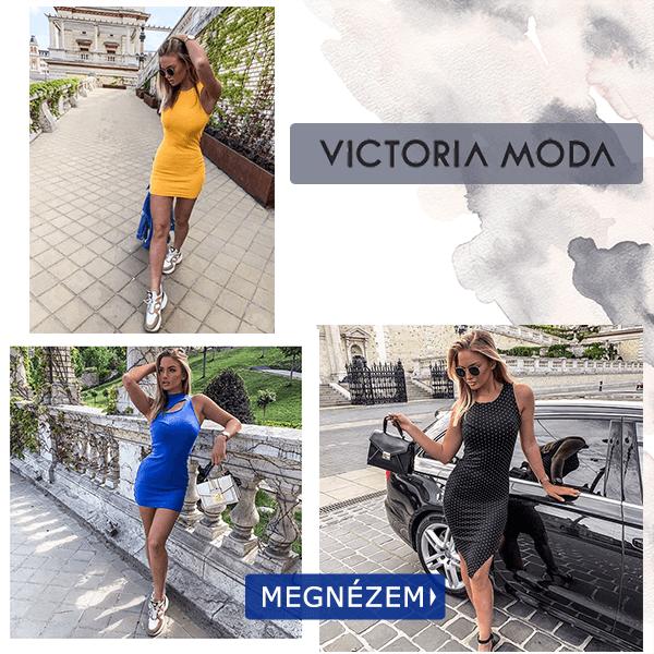 Victoria moda újdonságok
