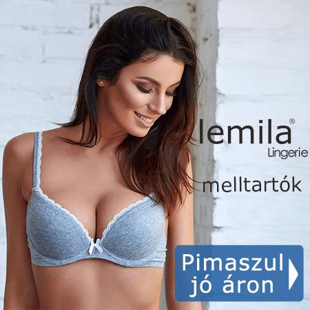 Lemila melltartó