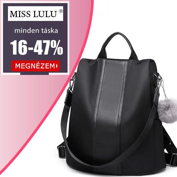 Miss Lulu táska akció
