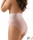 Alakformáló fehérnemű bugyi rózsaszín Babell