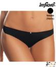 Infiore 870 Hip brasil női alsó fekete