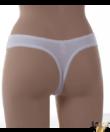 Lemila tanga fehér csipkés