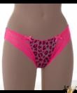 Lemila női tanga pink ocelot