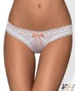 Obsessive szexi fehér csipkés bugyi Melidia