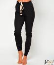 Victoria moda melegítő nadrág fekete