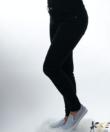 Fekete szuper streccs női farmer nadrág