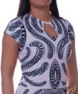 Görög mintás női ruha