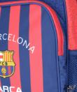 Disney FCB Barcelona hátizsák kék-piros