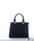 Silvia rosa fekete női táska