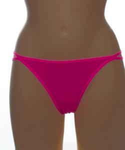 Lagoon pink dupla pántos női tanga