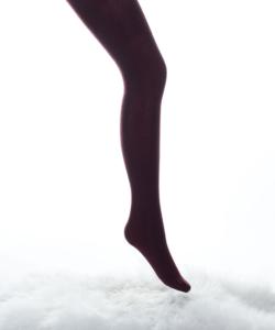 Lineaoro bordó akril vastag női harisnyanadrág 150d donnasoft