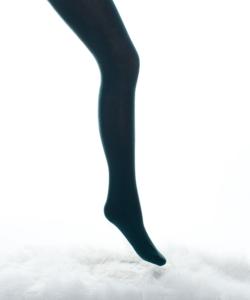 Lineaoro mélyzöld akril vastag női harisnyanadrág 150d donnasoft