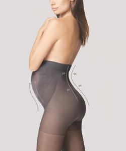 Fiore fekete kismama harisnya nadrág 40D