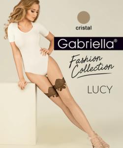 Gabriella combfix hatású harisnya Lucy