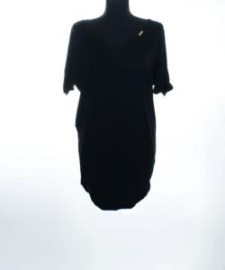Victoria moda női fekete felső