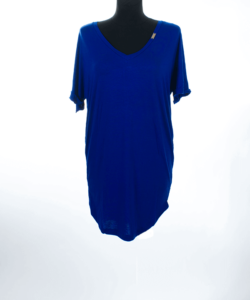 Victoria moda női kék felső