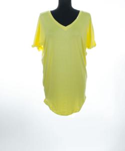 Victoria moda női sárga felső