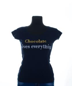 Chocolate s.kék női felső