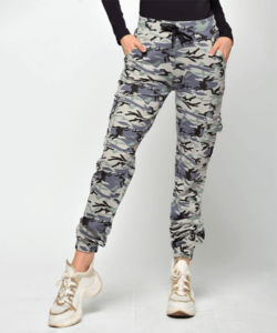 Victoria moda melegítő nadrág bézs terep