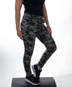 Terep mintás női melegítő nadrág
