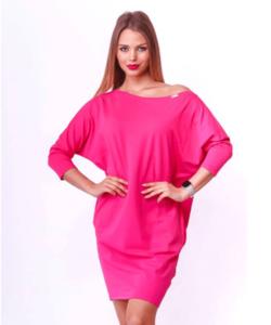 Victoria moda pink laza női ruha