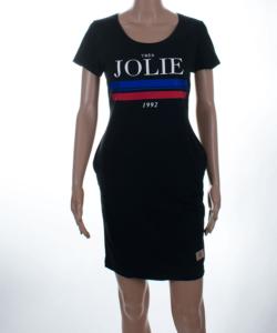 Női fekete tunika Jolie