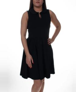 Kikiriki fekete női ruha