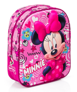 Disney Minnie ovis hátizsák 3D 31 cm