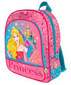 Disney Princess, hercegnő iskola táska 41 cm