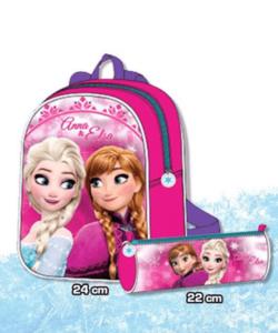 Disney Jégvarázs hátizsák és tolltartó