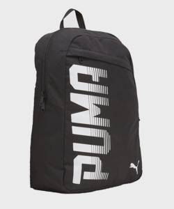Puma Pioneer fekete hátizsák 46 cm