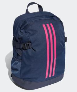 Adidas hátizsák sötétkék-magenta Power IV