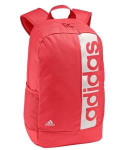 Adidas hátizsák piros Linear performance