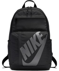 Nike Elemental fekete hátizsák 25L