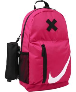 Nike Elemental pink hátizsák 22 l.+ajándék tolltartó