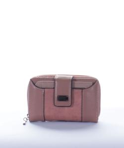 Púder divatos női pénztárca