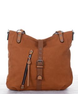 Csau barna olasz női táska