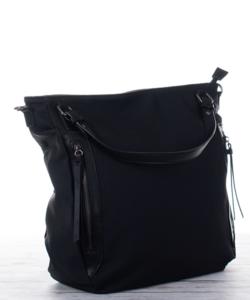Fekete olasz női táska