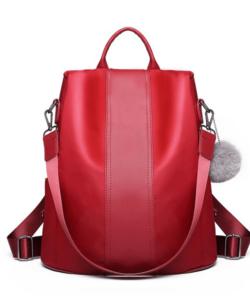 Miss Lulu piros hátizsák