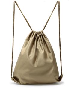 Anna Grace bézs tornazsák, hátizsák 44 cm