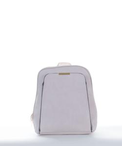Bézs divatos női hátizsák