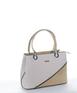 Silvia rosa bézs női táska