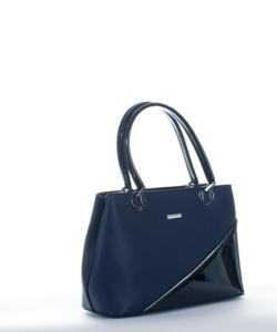 Silvia rosa s.kék női táska