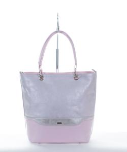 Via.55 v.rózsaszín női táska