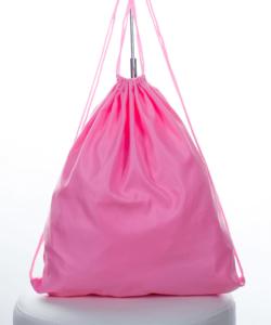 Anna Grace rózsaszín tornazsák, hátizsák 44 cm