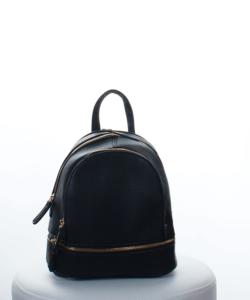 Fekete mini divatos női táska