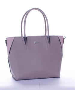 Silvia rosa szürke púder színű női táska