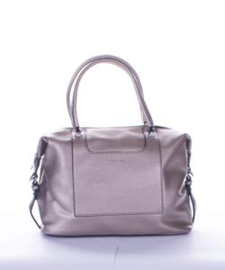 Pezsgő színű női kézi divat táska