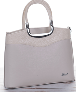 Karen táska, bézs színben, kézi és válltáska